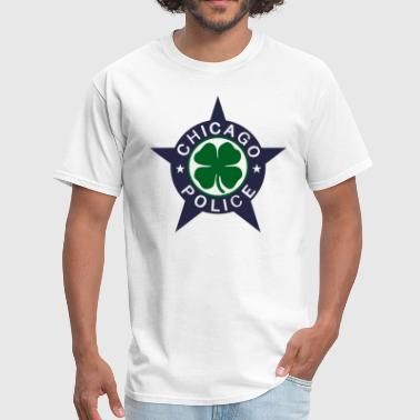 Chicago Police Department Chicago Police Irish - Men's T-Shirt