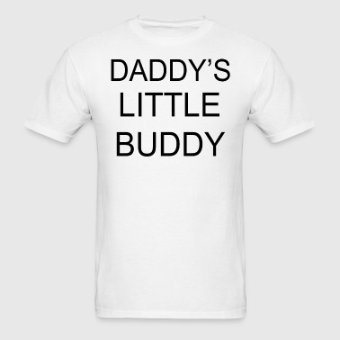 Daddy little buddy - Men's T-Shirt