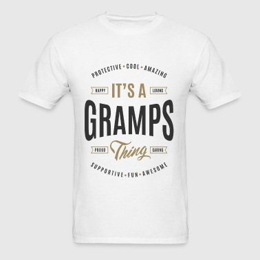 Gramps Tees Perfect Gifts - Men's T-Shirt