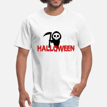 Hello Ween Cute Halloween - Men's T-Shirt