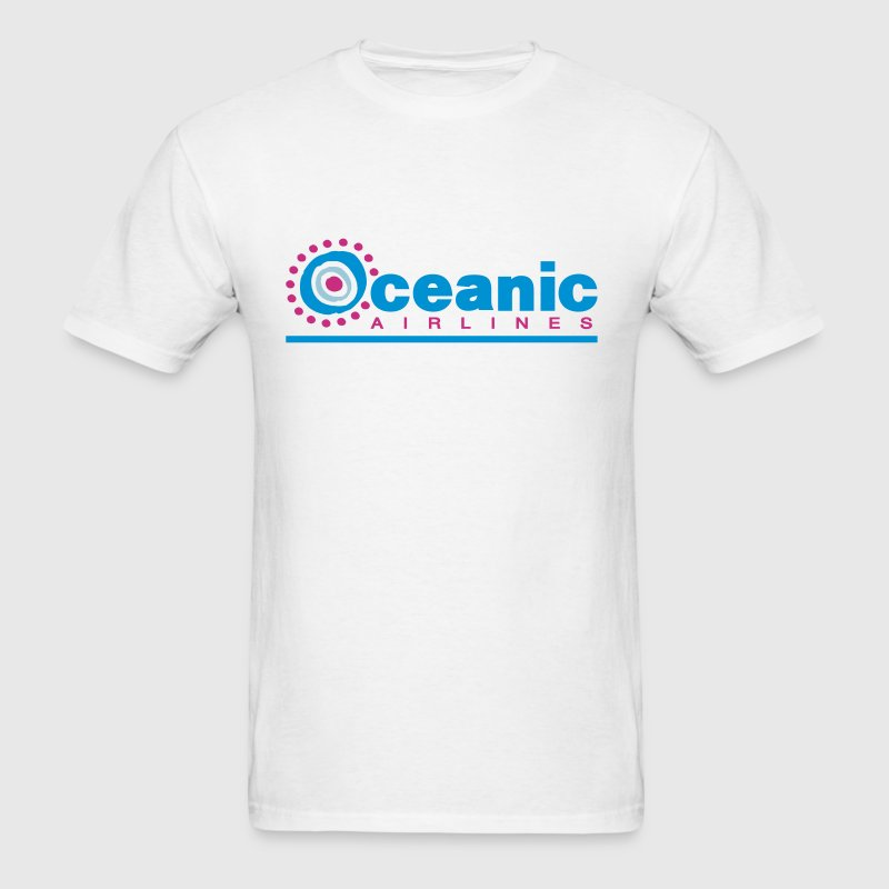 Oceanic Airlines - Men's T-Shirt