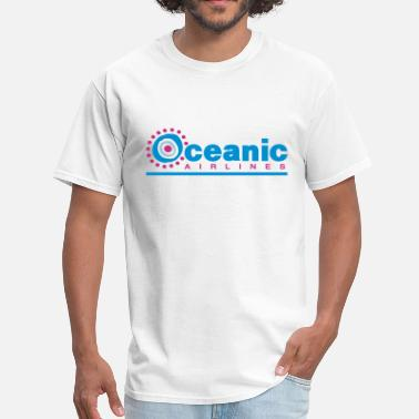 Lost Oceanic Airlines Oceanic Airlines - Men's T-Shirt