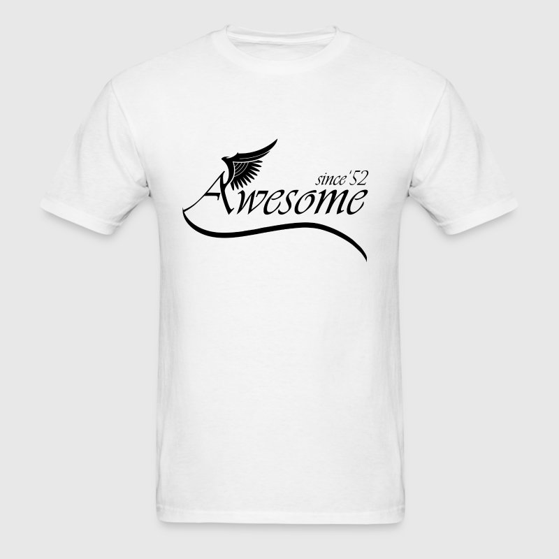 awesome 1952 - Men's T-Shirt