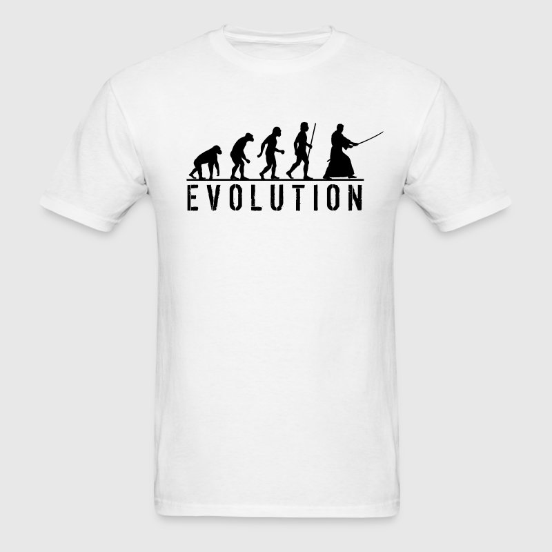 Evolution Kendo T Shirt - Men's T-Shirt