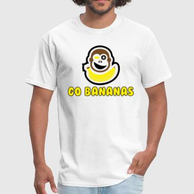 Go Bananas - Men's T-Shirt