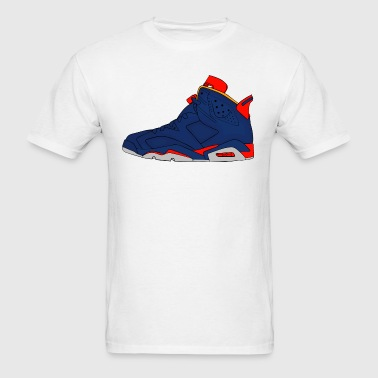 j6 doernbecher - Men's T-Shirt