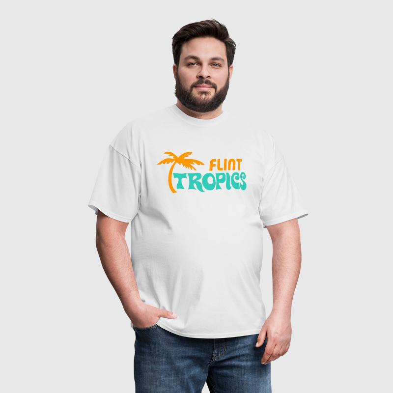 Semi-Pro Flint Tropics - Men's T-Shirt