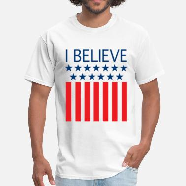 I Believe That We Will Win I Believe - Men's T-Shirt