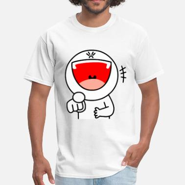 Cony moon_laughing - Men's T-Shirt