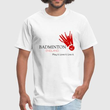 Badminton Racket Badminton - Men's T-Shirt