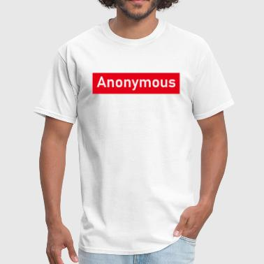 Anonymous? - Men's T-Shirt