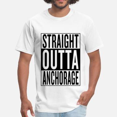 Anchorage Anchorage - Men's T-Shirt