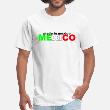 Nationality Mexico,Mexican Flag,Mexico Mexican T-shirt - Men's T-Shirt