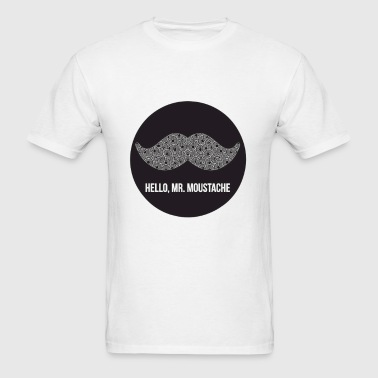 SIR MOUSTACHE MR - Men's T-Shirt