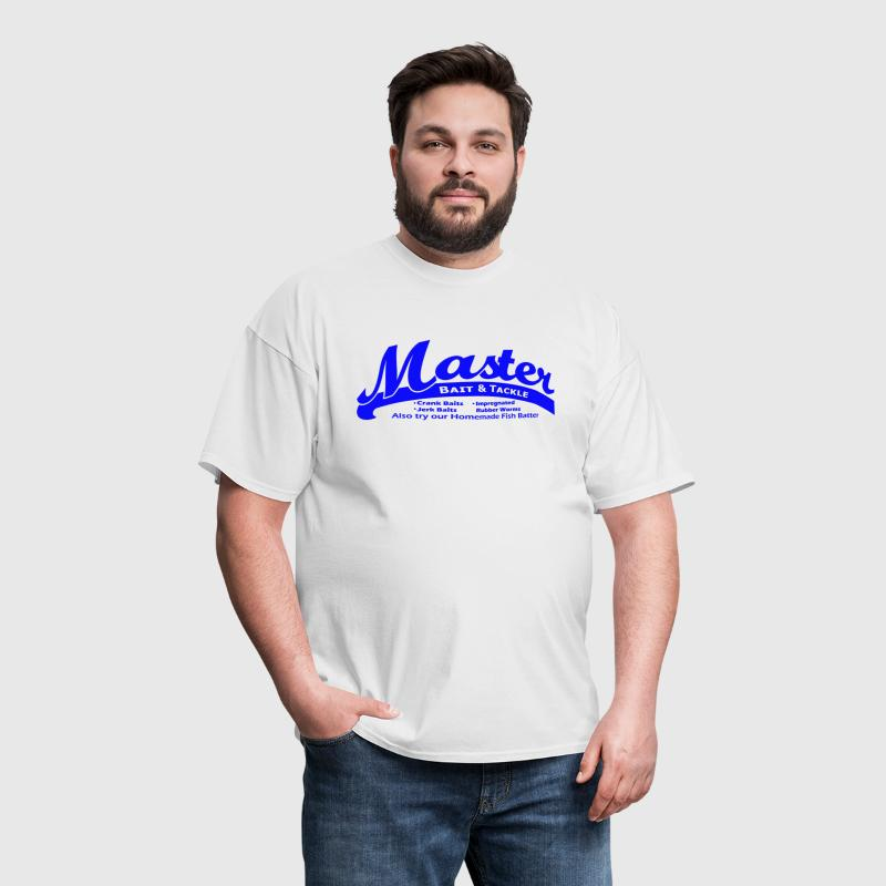 Master Bait & Tackle - Men's T-Shirt