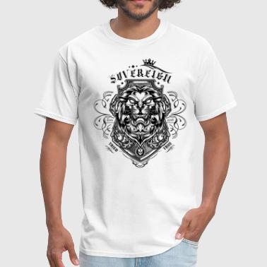 Roaring Lion Sovereign Lion - Men's T-Shirt