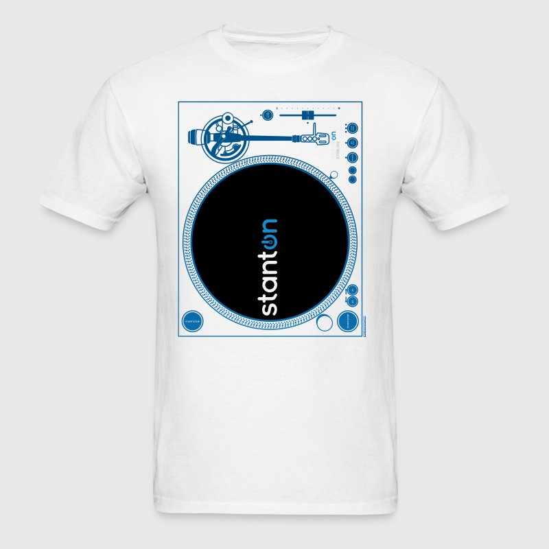 Stanton STR8-150 DJ Turntable DJ - Men's T-Shirt
