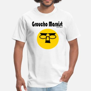 Groucho Marx 'Groucho Marxist' Vector Graphic - Men's T-Shirt
