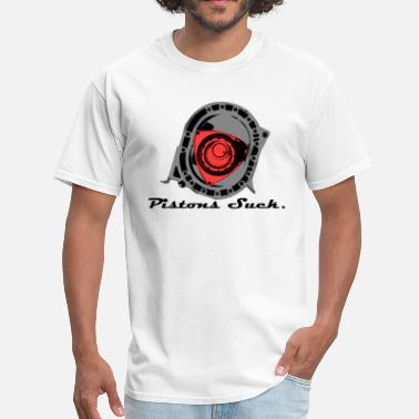 Rx7 Pistons Suck - Men's T-Shirt