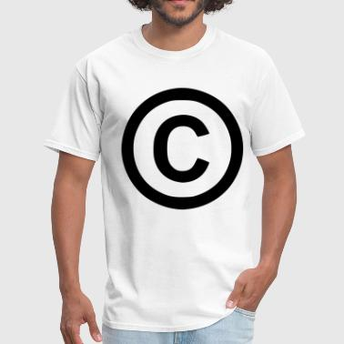 Copyright - Men's T-Shirt