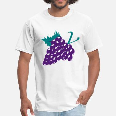 Grape Jordan 5 Grapes - Men's T-Shirt