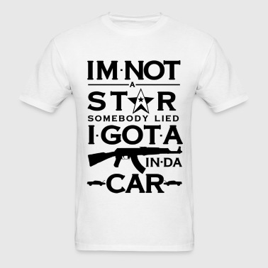 Im Not A Star (John) Design - Men's T-Shirt