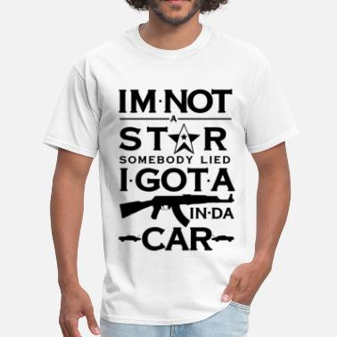 Im A Star Im Not A Star (John) Design - Men's T-Shirt