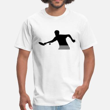 Ping Pong Player Ping pong - Men's T-Shirt