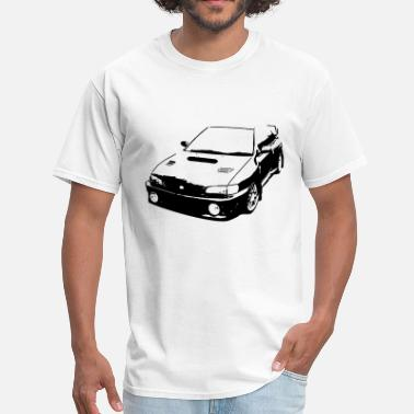 Subie subie whole - Men's T-Shirt