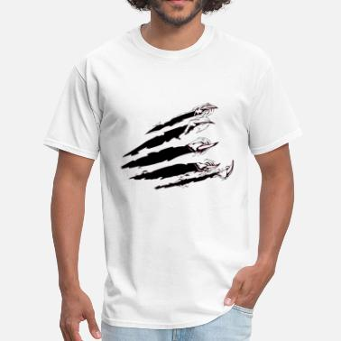 Ripped Claw Claws - Men's T-Shirt
