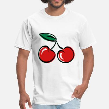 Cherries Cherries - Men's T-Shirt