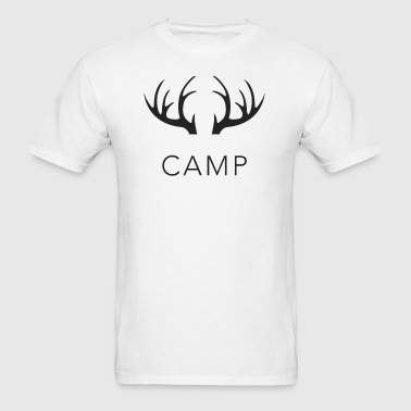 Camp Antler - Men's T-Shirt