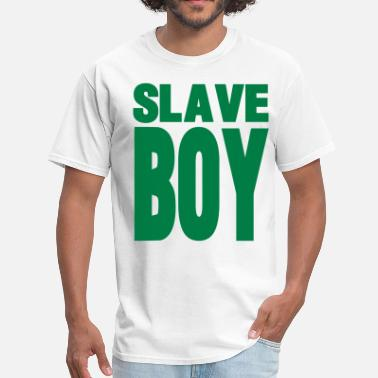 Slave SLAVE BOY - Men's T-Shirt