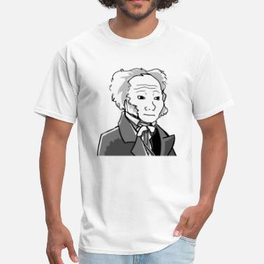 Wojak Aristocrat Wojak - Men's T-Shirt