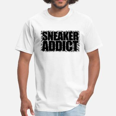 sneaker addict yzy - Men's T-Shirt