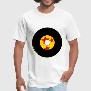 Record - Men's T-Shirt