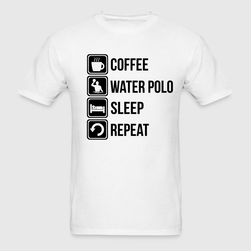 Water Polo Obsessed - Men's T-Shirt