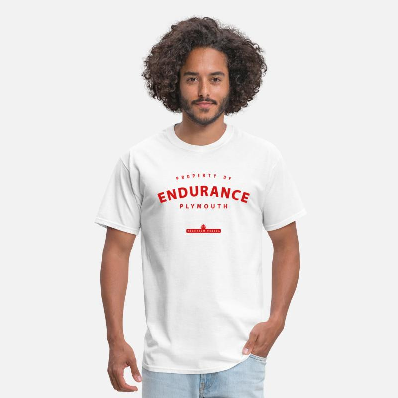 Raider T-Shirts - Endurance - Men's T-Shirt white