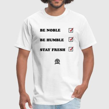 THE MOTTO - Men's T-Shirt