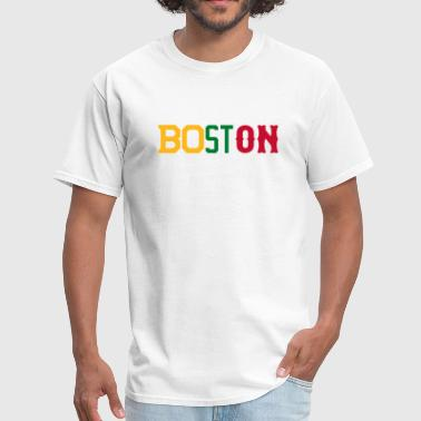 Boston - City of Champions - Men's T-Shirt