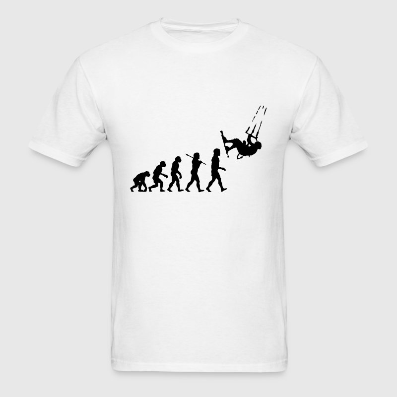 ks01 kitesurf evolution - Men's T-Shirt