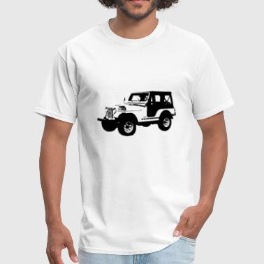 jeep - Men's T-Shirt