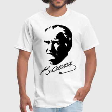 M. Kemal Ataturk - Men's T-Shirt