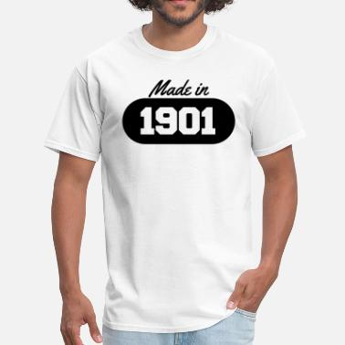 1901 Made in 1901 - Men's T-Shirt