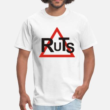 Rut The Ruts - Men's T-Shirt