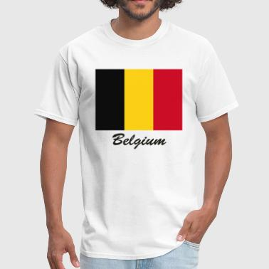 Belgium - Men's T-Shirt