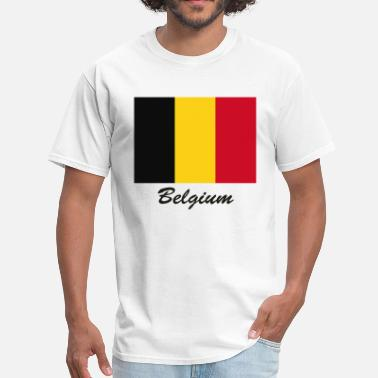 Belgium Belgium - Men's T-Shirt