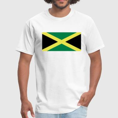 Jamaican Flag Jamaican Flag - Men's T-Shirt