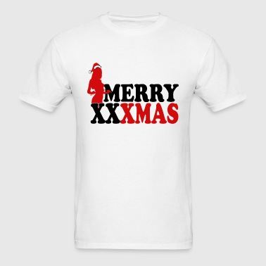 merryxxxmas - Men's T-Shirt