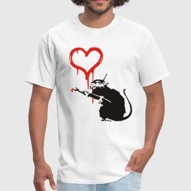 Banksy Art Banksy - Men's T-Shirt